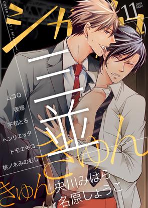 Vol. 11月号(きゅんきゅん)(19/11/15発売)
